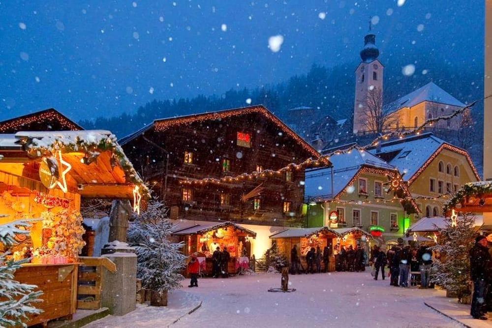 Immagini Di Mercatini Di Natale.Mercatini Di Natale I Piu Belli D Italia