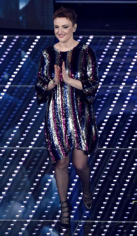 Arisa, i vestiti indossati in tutte le edizioni del Festival di Sanremo