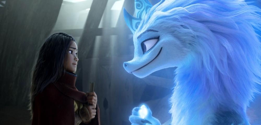 """In uscita il nuovo film di animazione Disney """"Raya e l'ultimo drago"""", da  marzo nei cinema e dal 5 marzo su Disney+"""