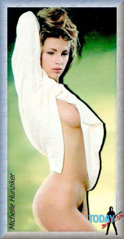Girl sexy michelle hunziker nuda musso