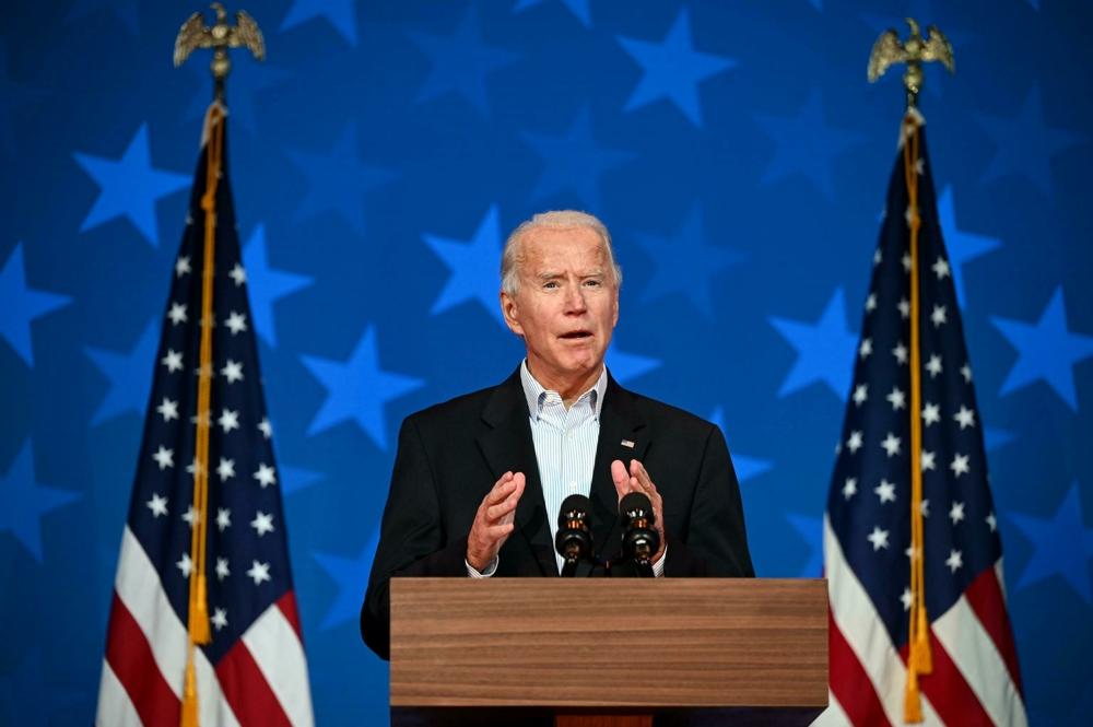 Joe Biden E Il Nuovo Presidente Degli Stati Uniti