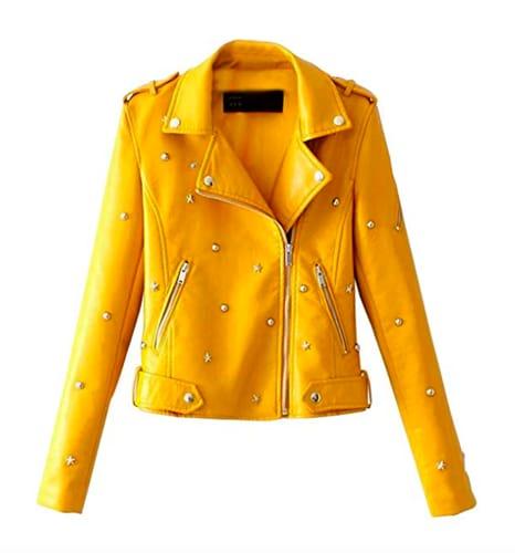 finest selection d076f 6d671 Le migliore giacche di pelle da donna