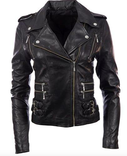 finest selection bb604 29057 Le migliore giacche di pelle da donna