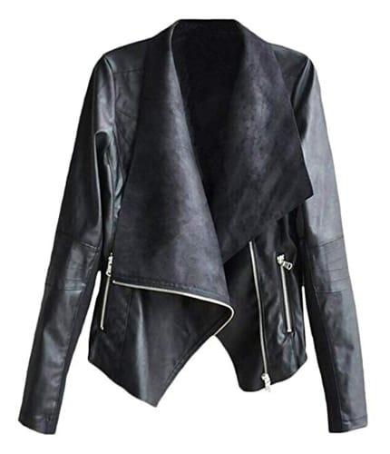 finest selection 86569 1221c Le migliore giacche di pelle da donna