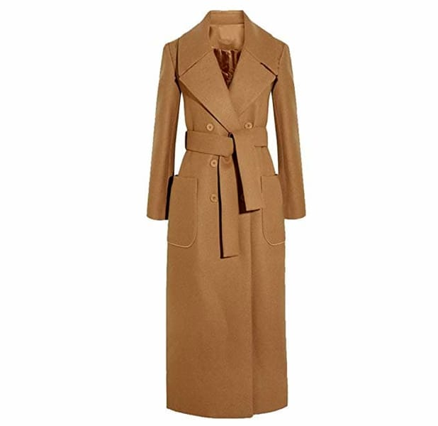 OUTFIT CAPPOTTO BASIC CAMMELLO Milano 51