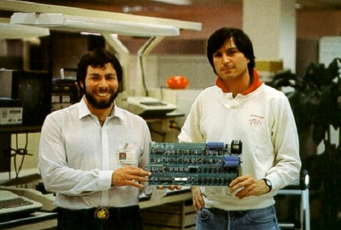 steve jobs woz apple I