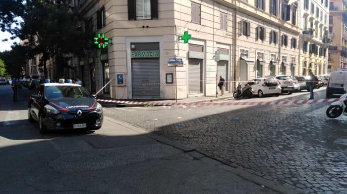 Carabiniere ucciso a Roma, foto (1)