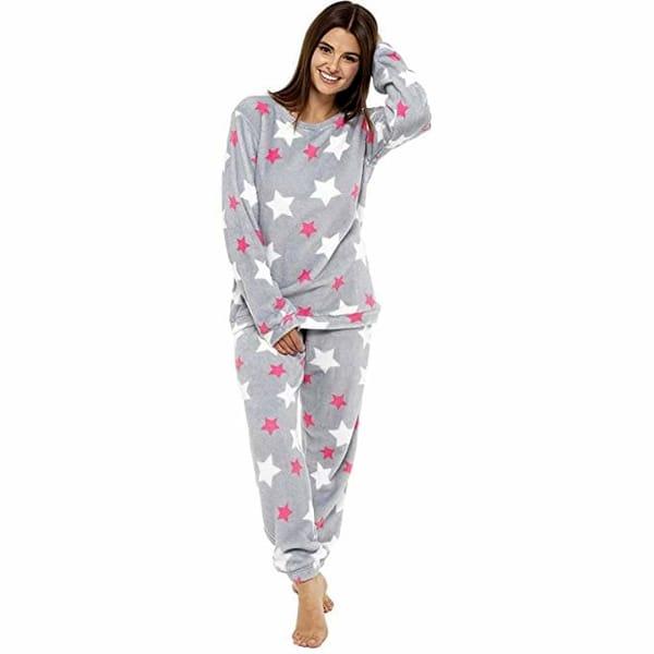 comprare on line 3a479 dd126 Pigiami invernali donna simpatici e caldi