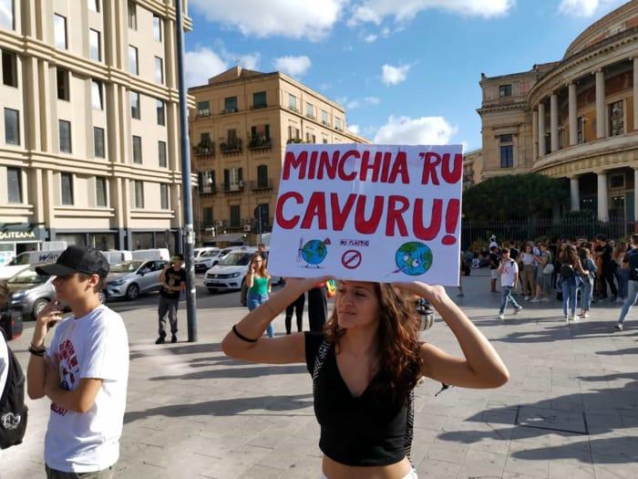 sciopero clima manifestazioni in italia ansa1