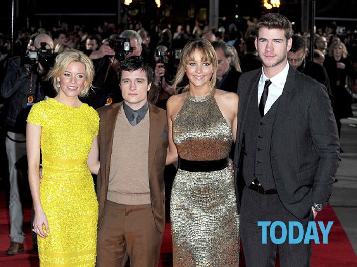 """The Hunger Games"": anteprima a Londra 11"