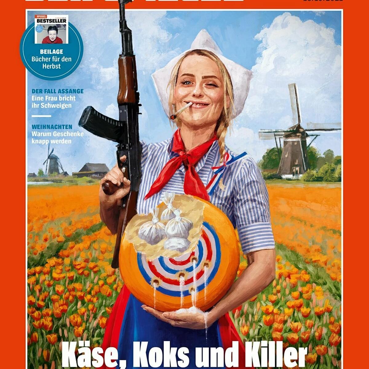 """""""Cacio, coca e killer, come l'Olanda ha reso grande la mafia"""": ora il tedesco Der Spiegel prende di mira i Paesi Bassi"""