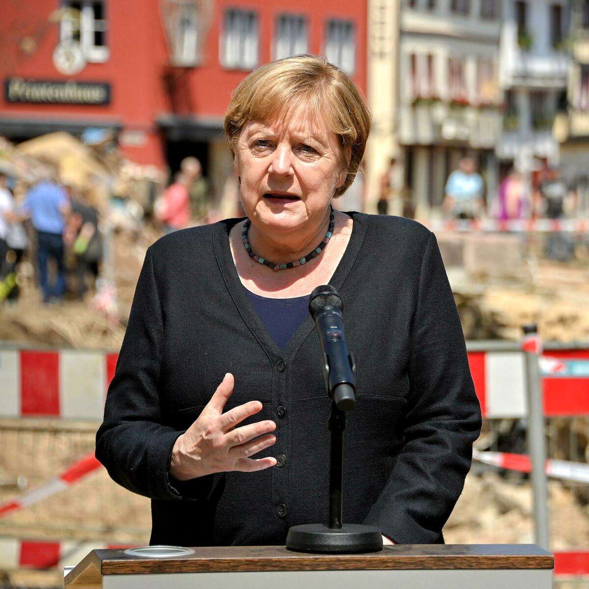 Tornano le forti piogge in Germania mentre è ancora in corso la ricerca dei dispersi