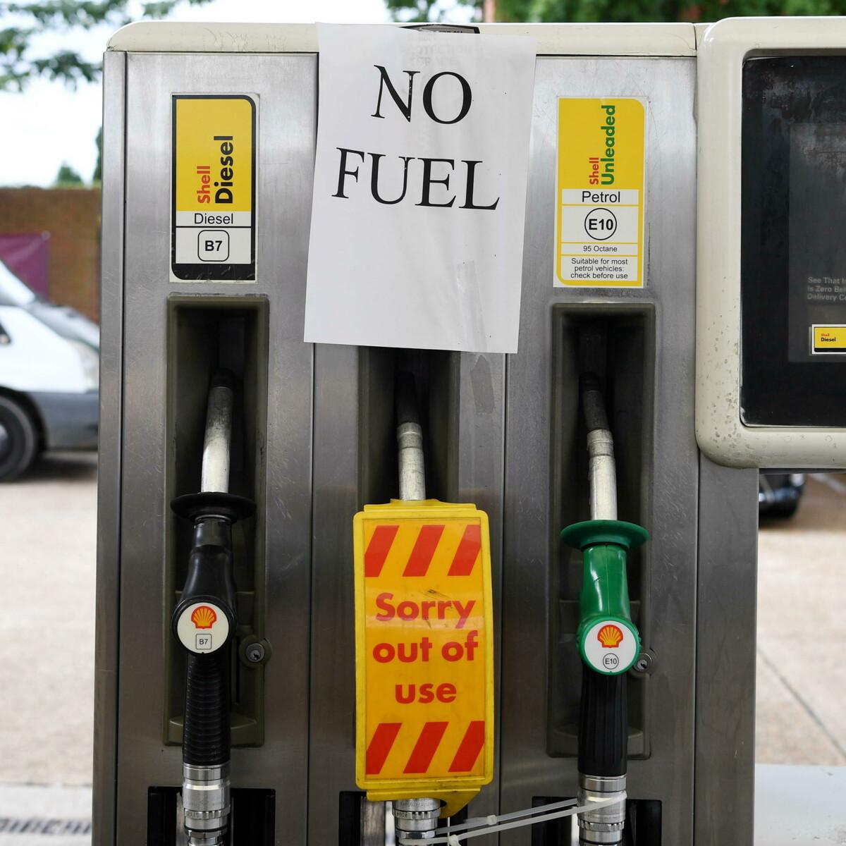 Londra costretta a usare l'esercito per evitare la penuria di benzina