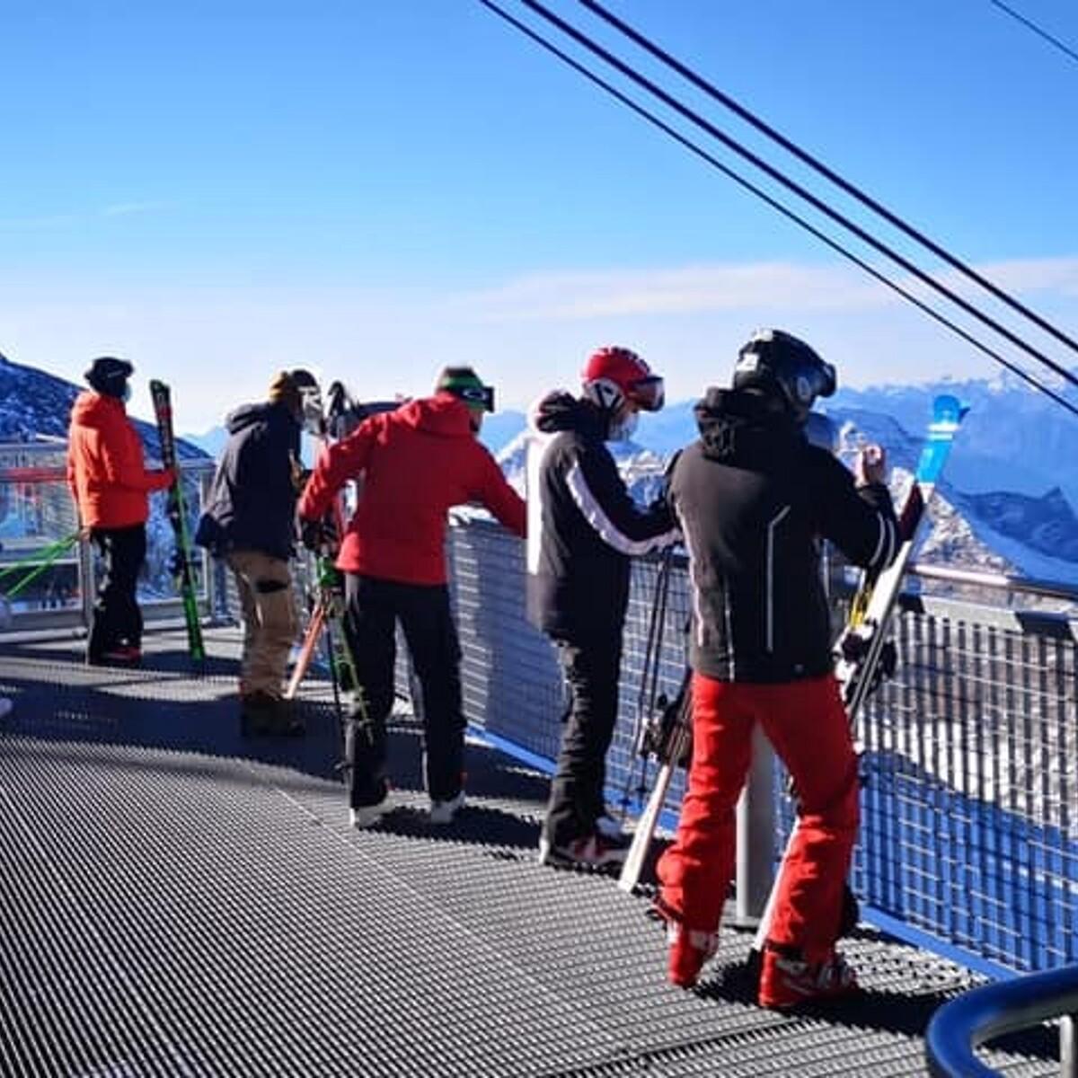 Riparte la stagione sciistica: ecco come si torna in vetta