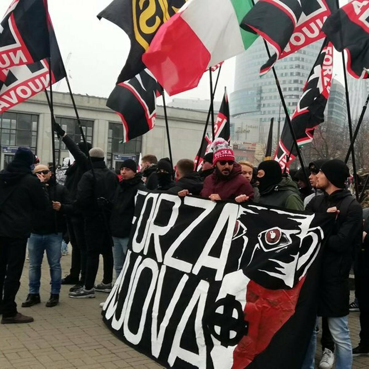 Varsavia vuole fermare la marcia nazionalista che piace a Forza Nuova