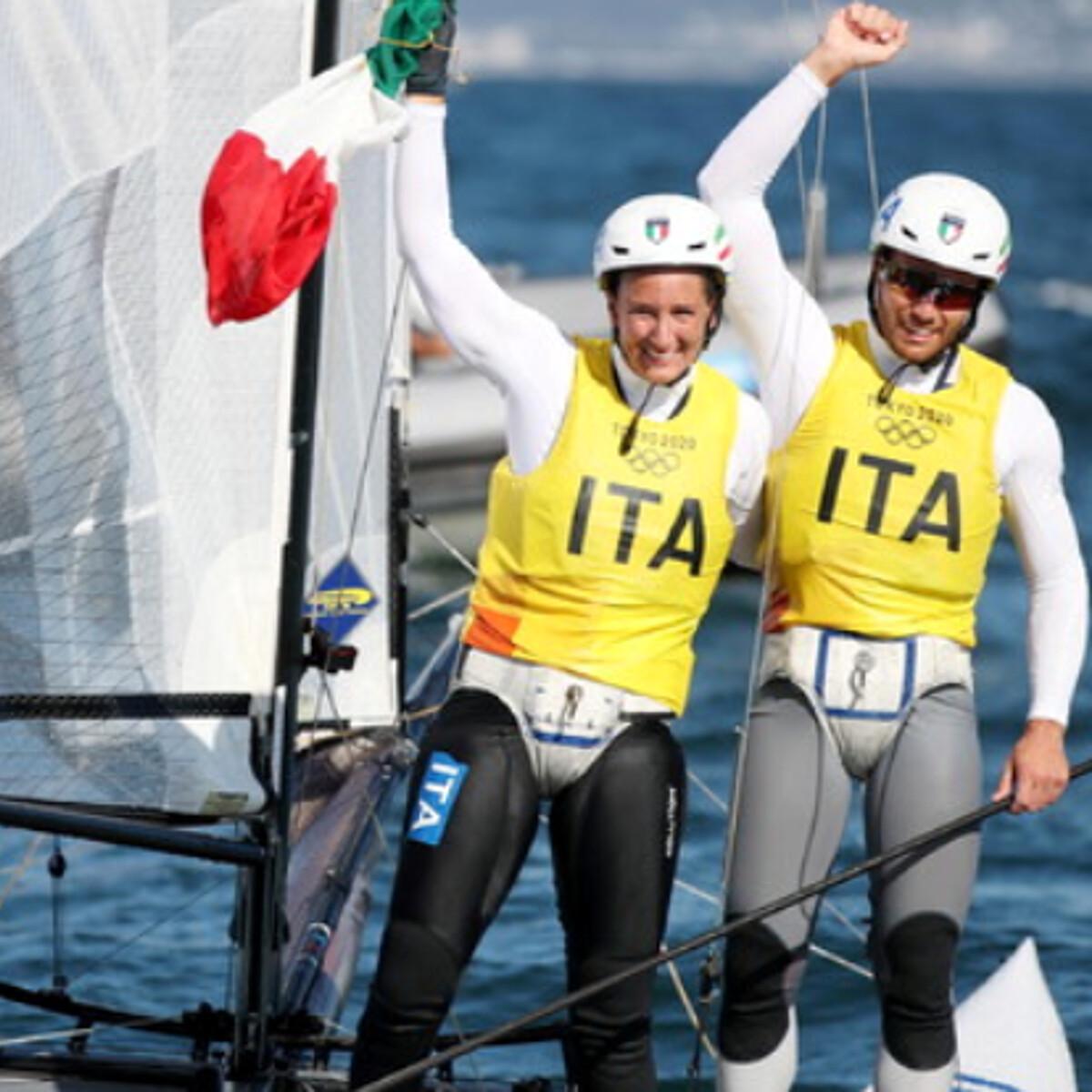 Olimpiadi, arriva la quinta medaglia d'oro per l'Italia nella vela