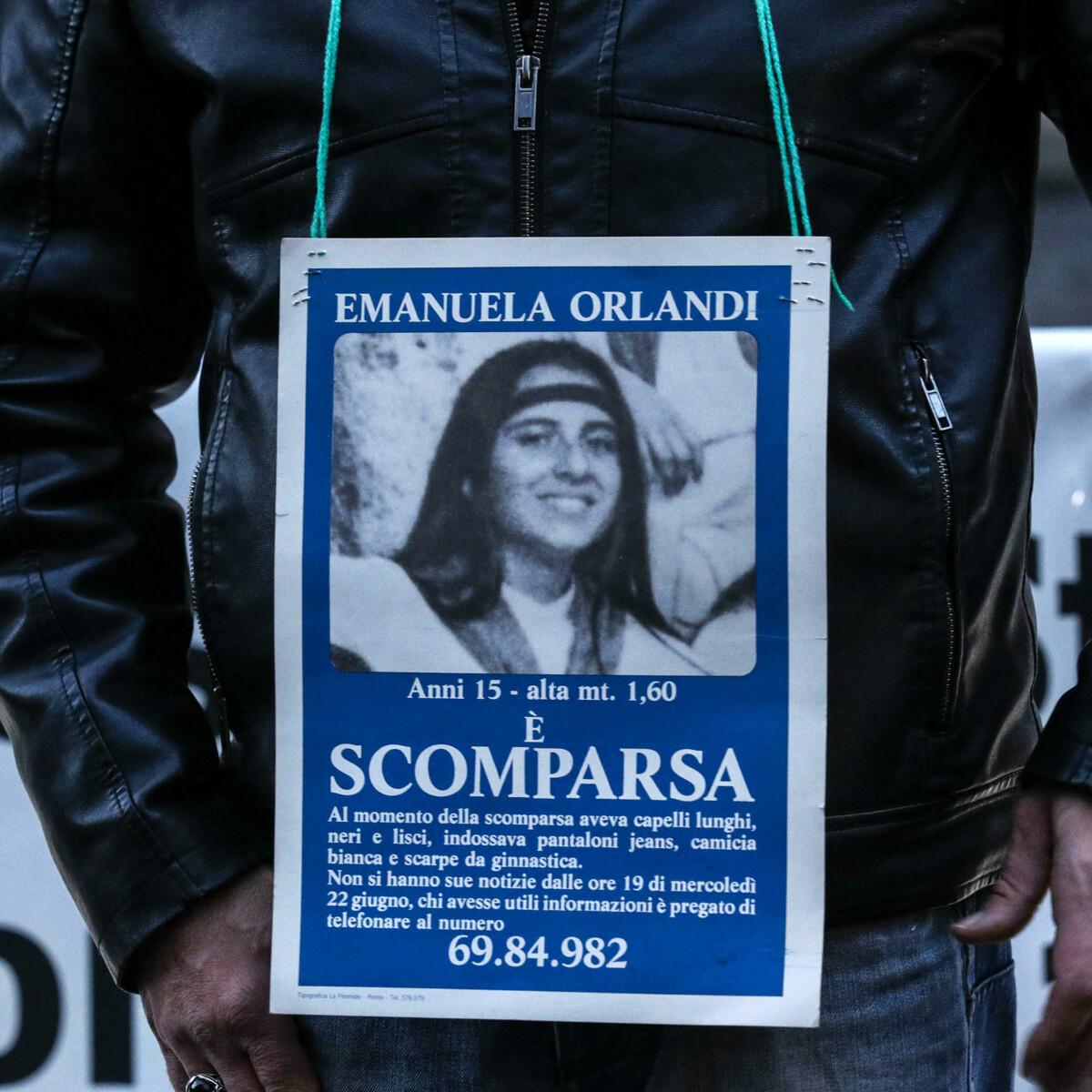 Emanuela Orlandi 38 anni dopo la scomparsa: tante piste e domande senza risposta