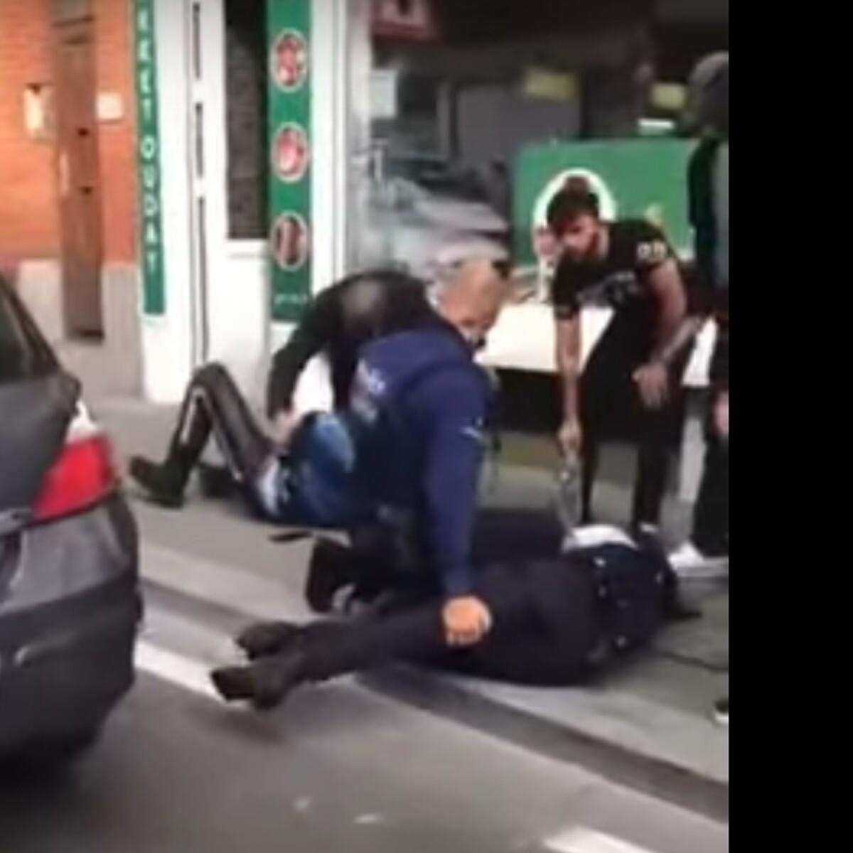 Fermato per un controllo, pesta 5 poliziotti. A Bruxelles è polemica sulla sicurezza degli agenti