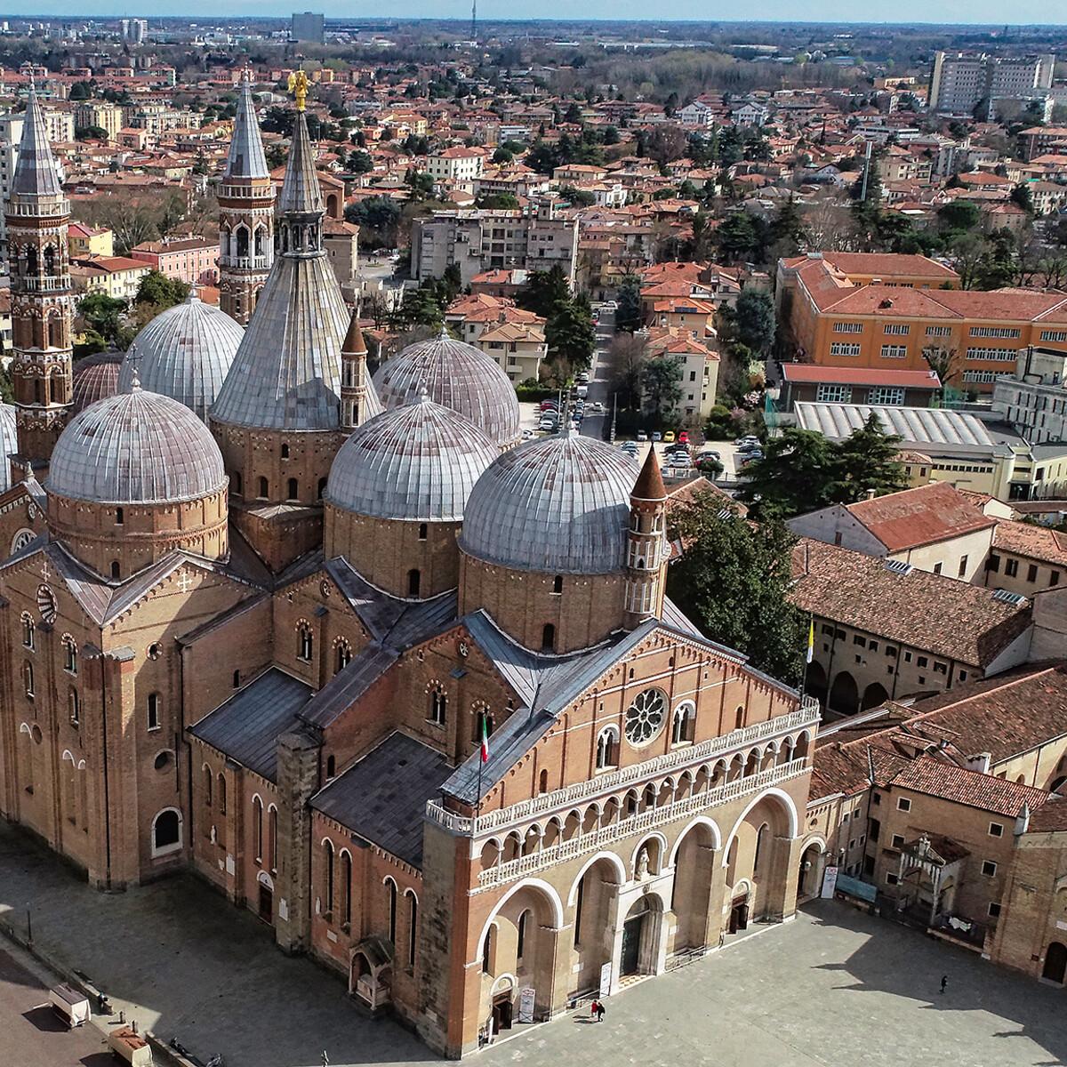Padova è patrimonio mondiale dell'umanità