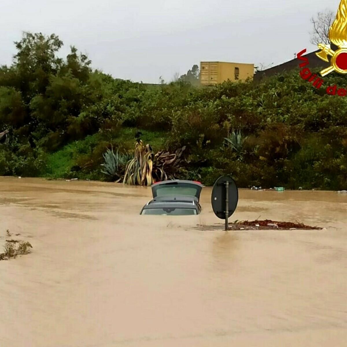 Maltempo, per la conta dei danni bisognerà aspettare: il ciclone mediterraneo è dietro l'angolo