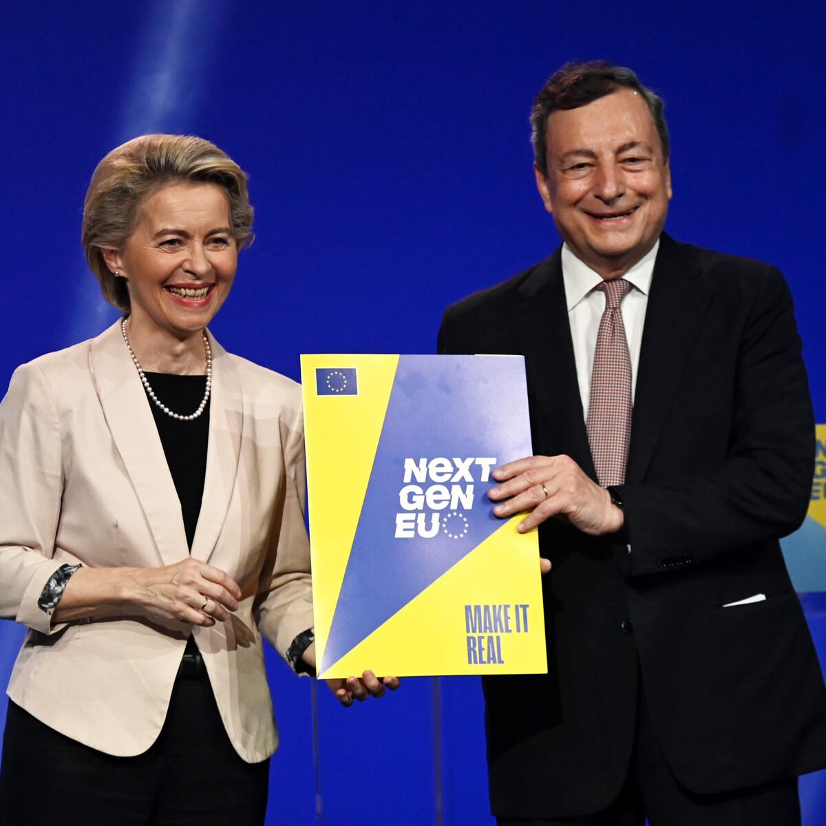 """Dall'ex Ilva al """"falso"""" digitale: così l'Ue ha cambiato il Recovery plan di Draghi"""