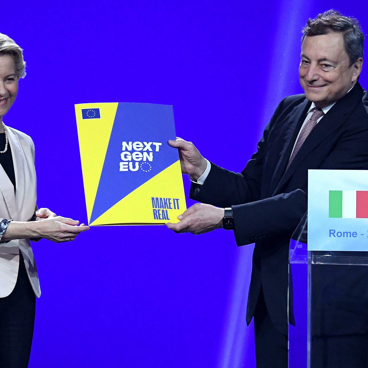 Il 'Recovery fund' che l'Italia non ha speso: oltre 25 miliardi di fondi Ue ancora nei cassetti