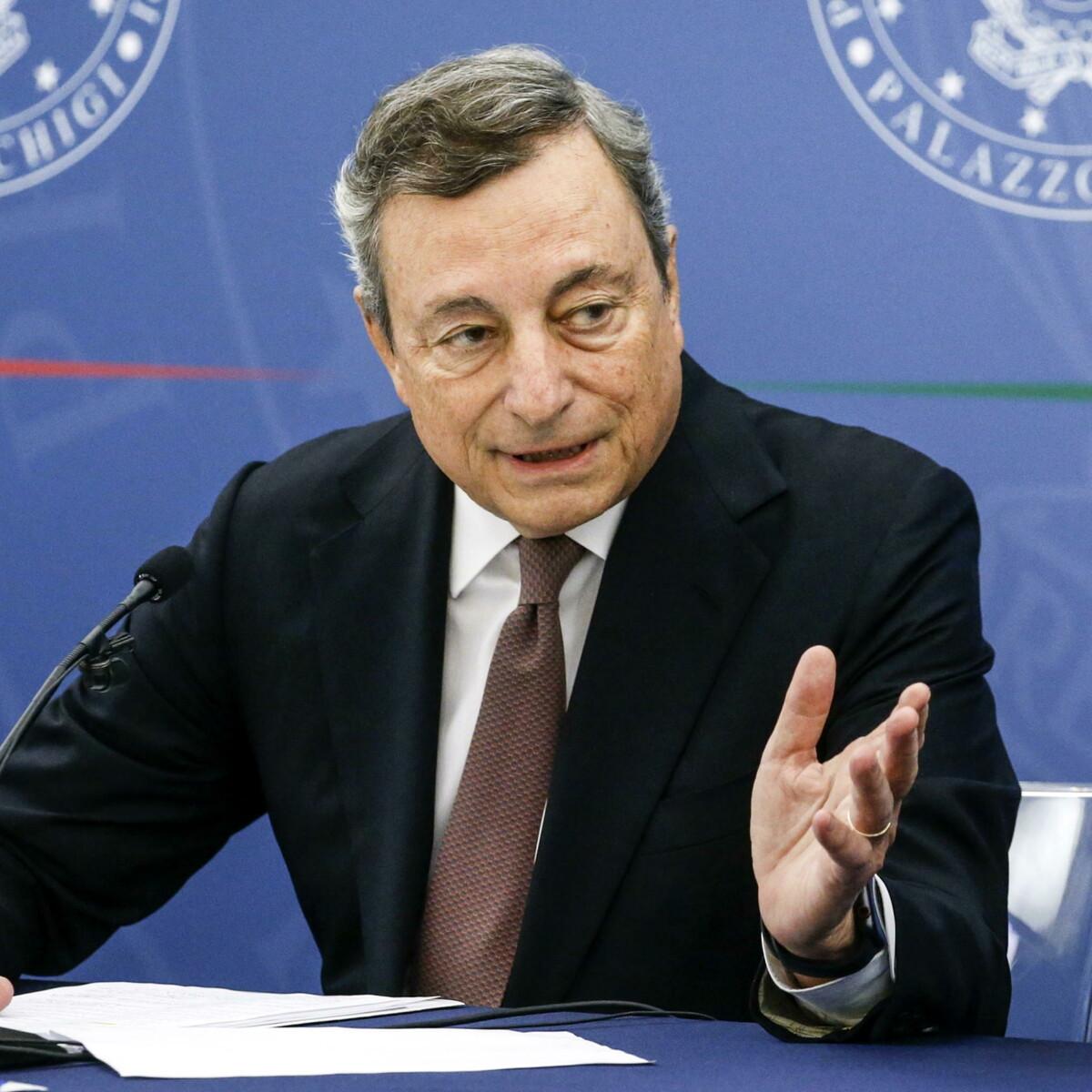 Draghi ha detto che doneremo 45 milioni di dosi ai Paesi poveri
