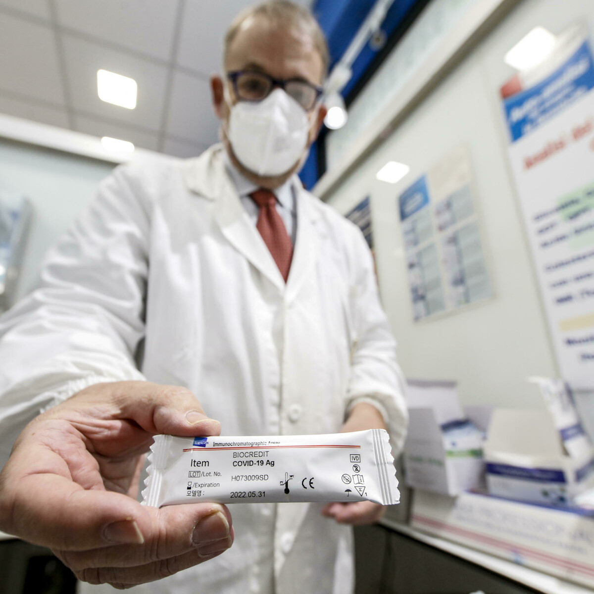 Itamponirapidiarrivano in farmacia: quanto costeranno