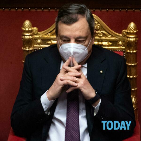 """La risposta impeccabile di Draghi alla Chiesa sul ddl Zan: """"Siamo uno Stato laico, non confessionale"""""""