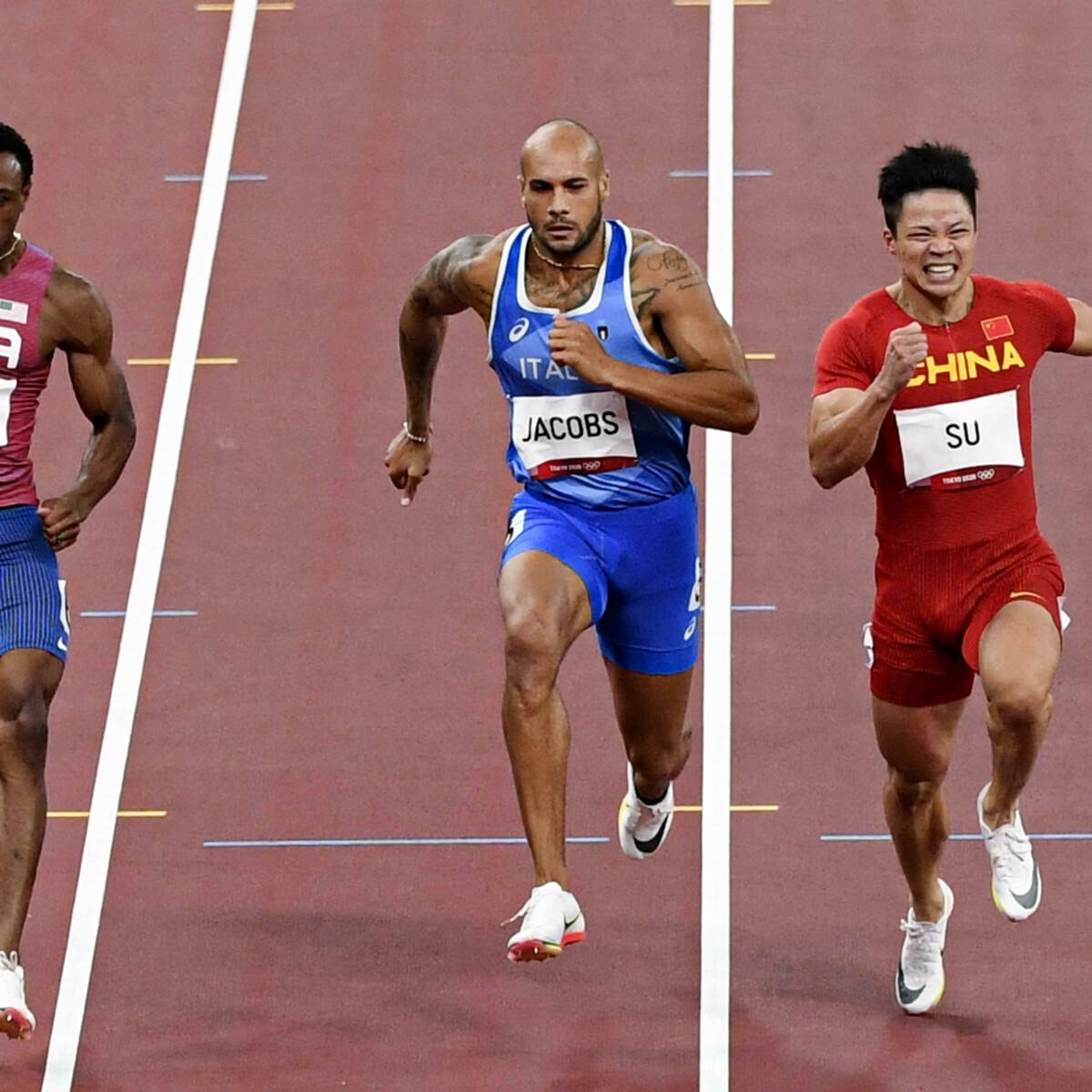"""Jacobs """"volante"""": va in finale dei 100 metri con il record europeo"""