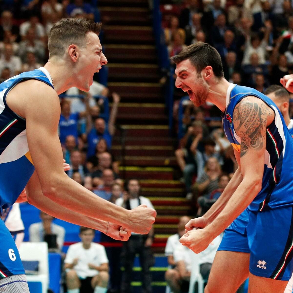 Volley Maschile, l'Italia trionfa agli Europei: battuta la Slovenia al tie-break