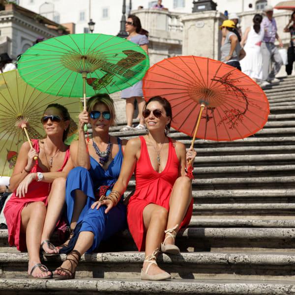 Caldo record, via alla settimana bollente: le città che superano i 40 gradi (e quelle che sfiorano i 45)