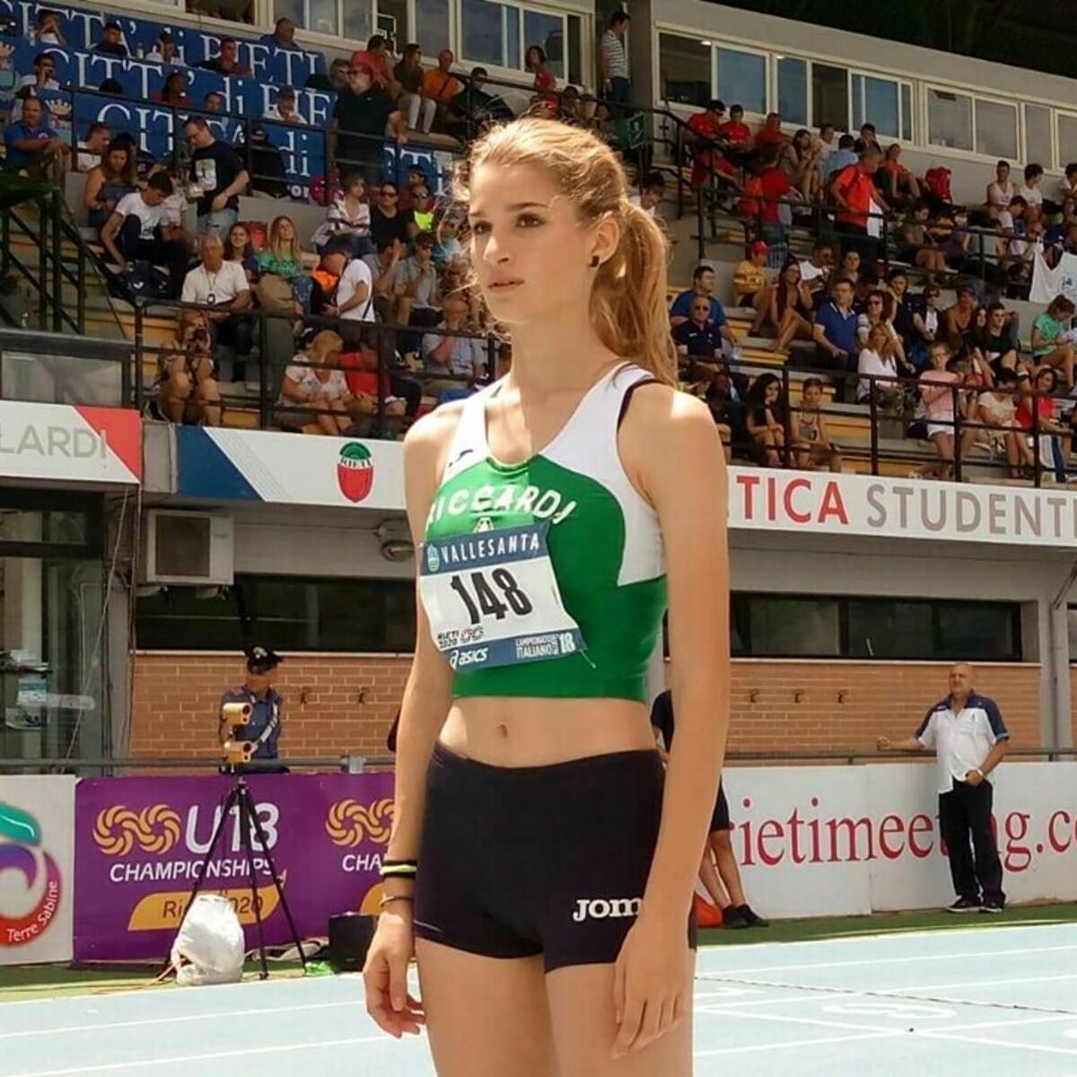Francesca Barbara Mirarchi, l'atleta di 19 anni morta dopo una caduta in montagna