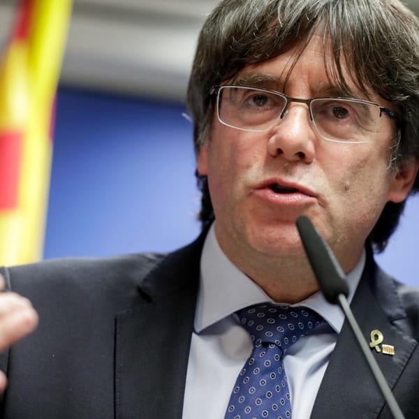 Carles Puigdemont arrestato in Sardegna