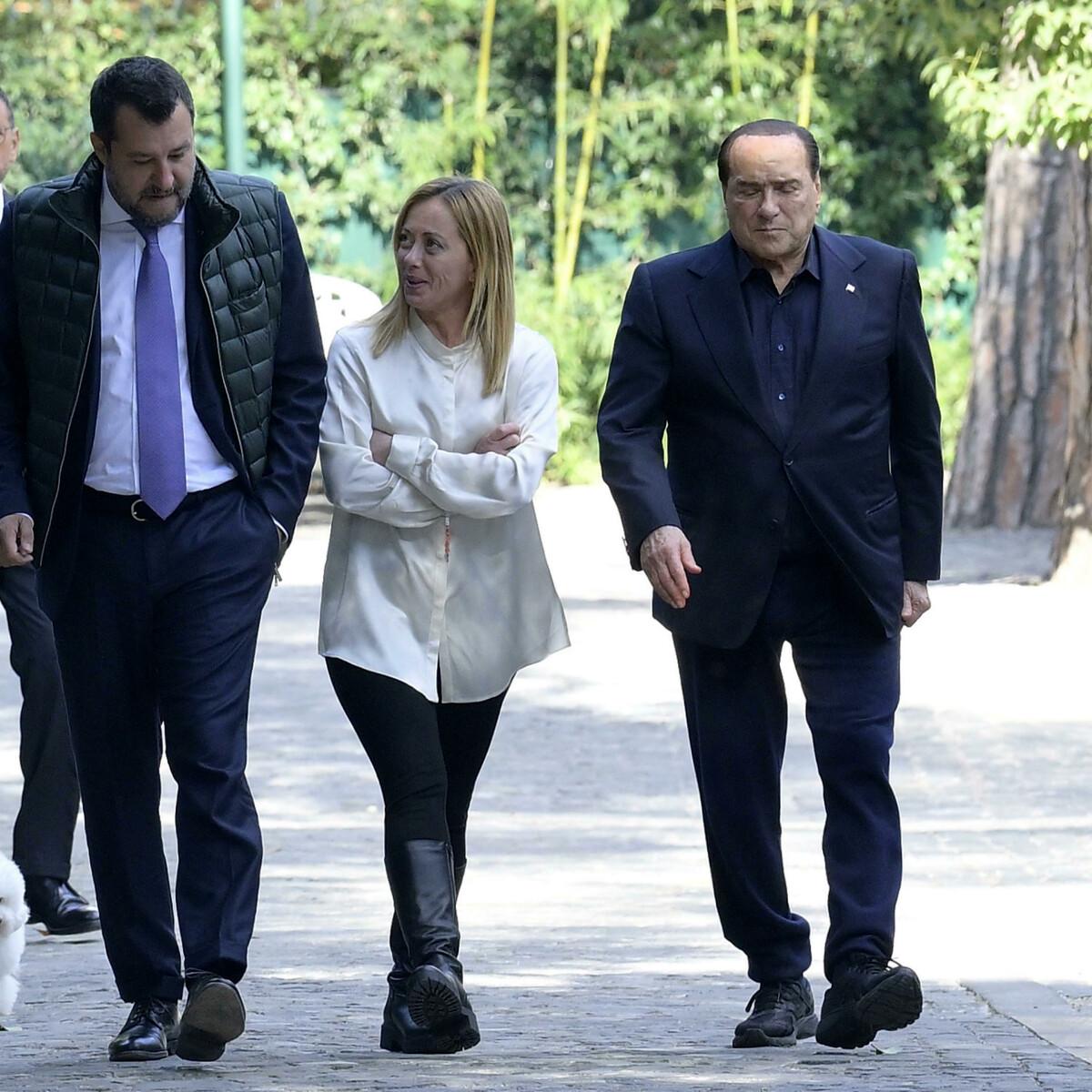 Che cosa è successo davvero alla villa di Berlusconi