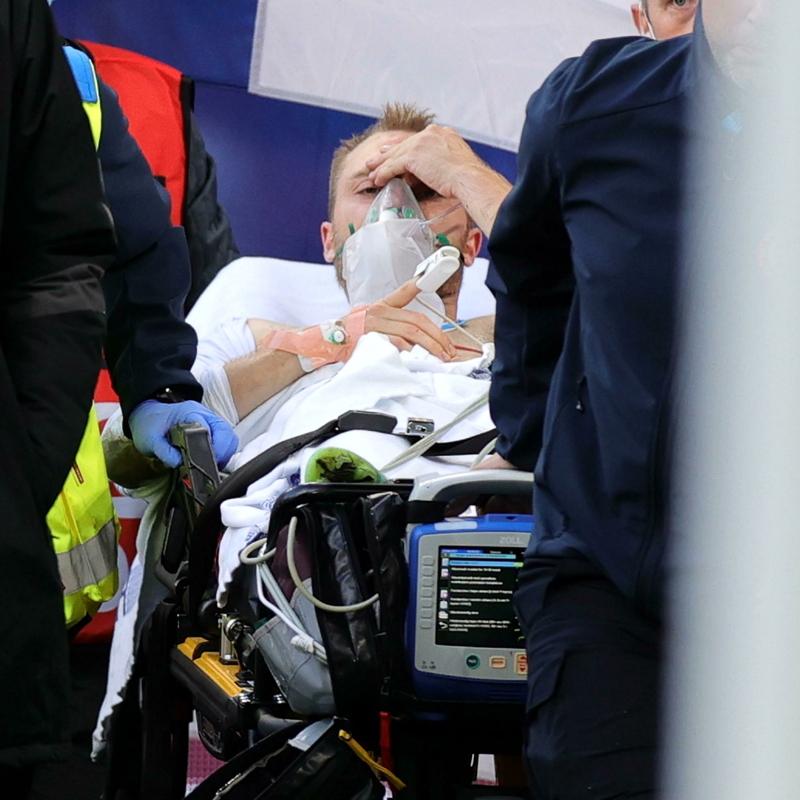"""Il malore e i massaggi cardiaci in campo, parla il medico di Eriksen: """"Così lo abbiamo salvato"""""""