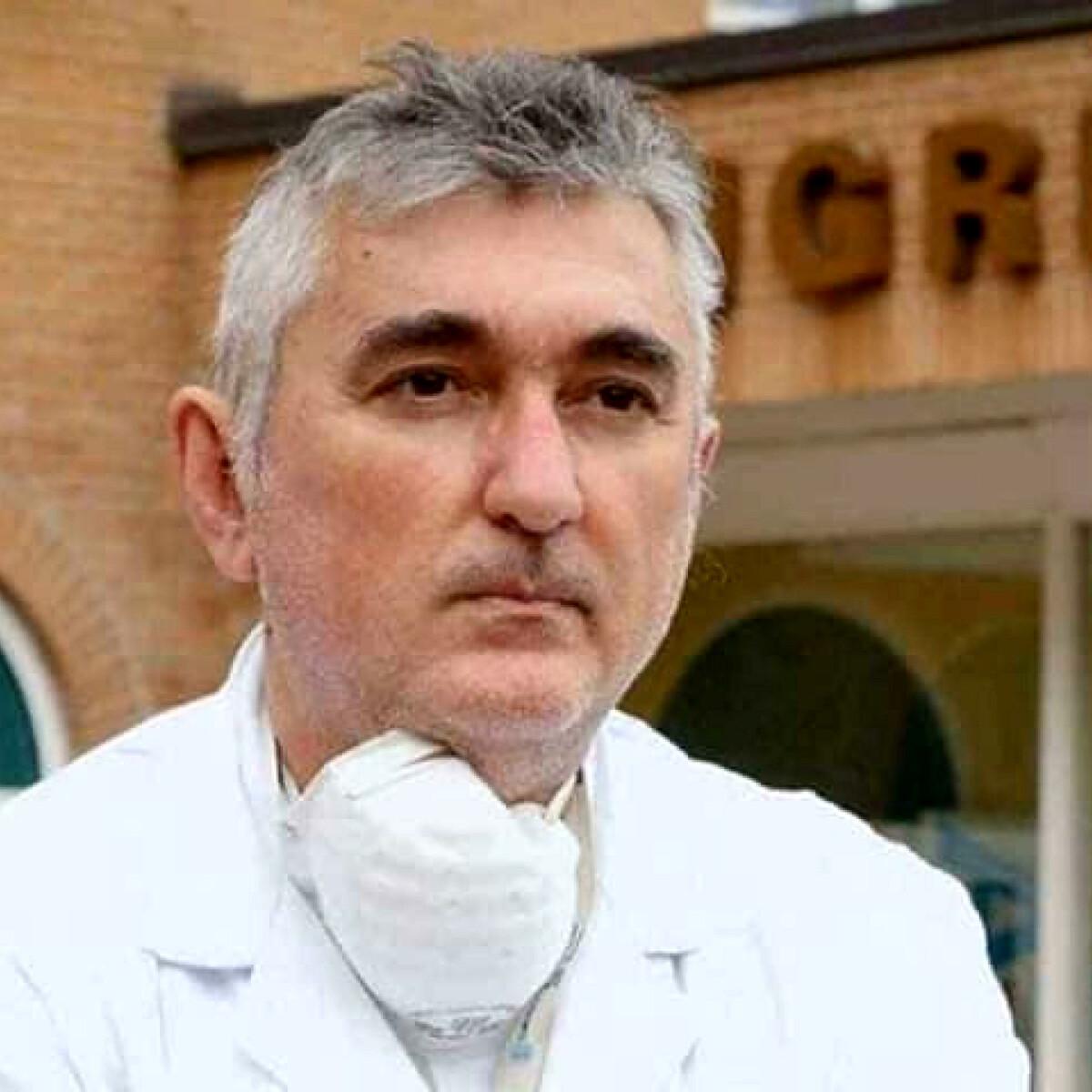 """Pregliasco ricorda De Donno: """"Un pro-vax convito, apripista per la terapia con anticorpi monoclonali"""""""
