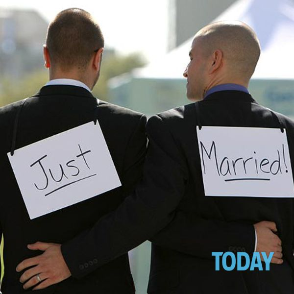 Anche in Svizzera potrebbe essere presto legalizzato il matrimonio gay