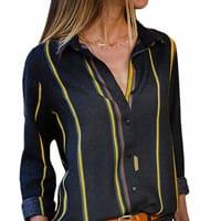 camicia righe nera-2