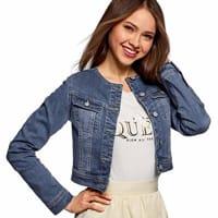 sale retailer 7fb77 8922e Giacca di Jeans, modelli Primavera 2019