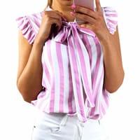 camicia fiocco rosa-2