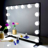 BEAUTME Mirror Makeup Hollywood con luci a LED-2